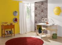 Яркие краски и интересные принты для детской комнаты дарит Вам новая коллекция Little Stars!!!