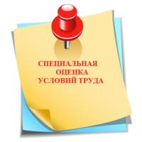 У нашей компании имеются итоговые документы по проведенной спецоценке условий труда.